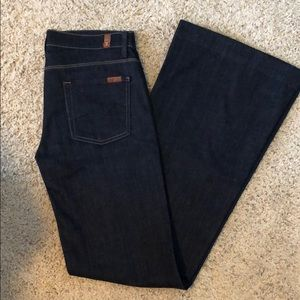 7 for All Mankind Ginger Flare NWOT